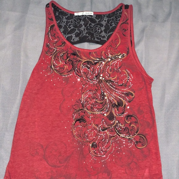 Maurice's Red Tank